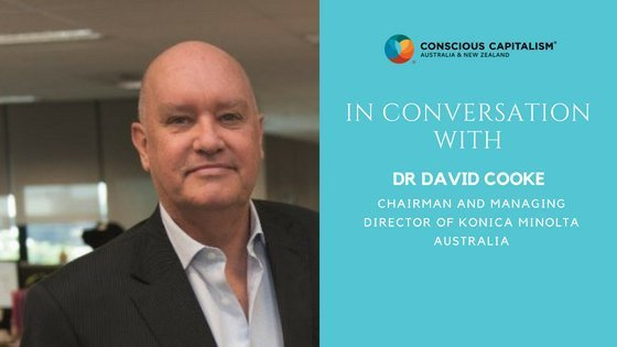 In Conversation with David Cooke